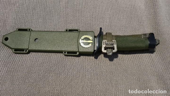 AITOR. CUCHILLO DE MONTE DE LA COE (Militar - Armas Blancas Originales de Fabricación Posterior a 1945)