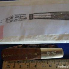 Militaria: (NA-70)NAVAJA 125 YEARS OF BOKER TREEBRAND. Lote 260852550