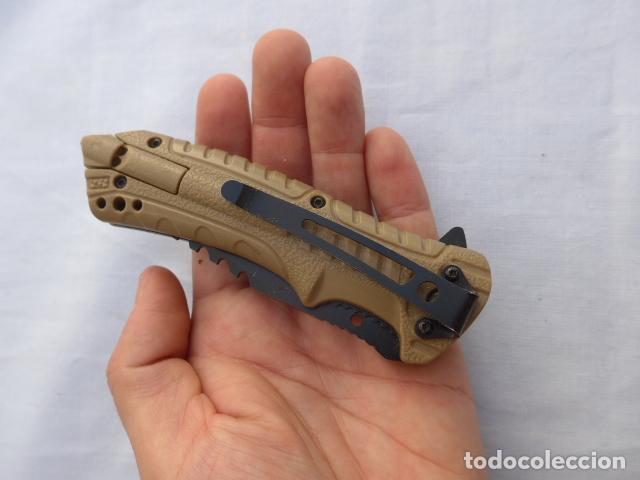 Militaria: * Navaja tactica militar de albainox, original. ZX - Foto 2 - 261121210