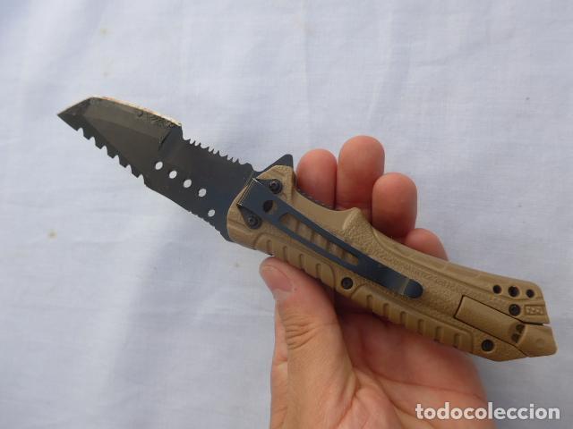 Militaria: * Navaja tactica militar de albainox, original. ZX - Foto 6 - 261121210
