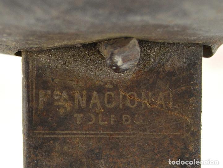 Militaria: ESPADA FÁBRICA NACIONAL DE TOLEDO 105 CM DE LARGO TOTAL. - Foto 11 - 261537215