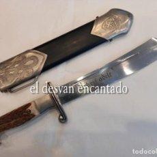 Militaria: DAGA ALEMANA DE LA RAD. II GUERRA MUNDIAL. ALCOSO. SOLINGEN. VER FOTOS. Lote 261924600