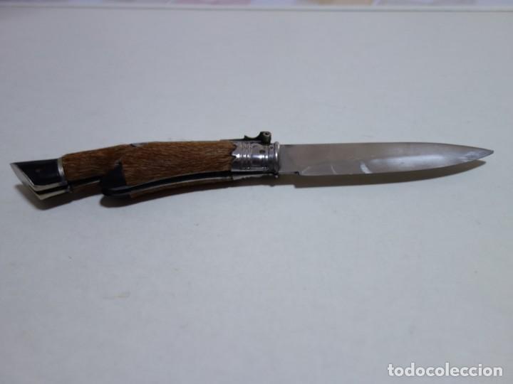 NAVAJA . GÓMEZ ALBACETE. (Militar - Armas Blancas Originales de Fabricación Posterior a 1945)
