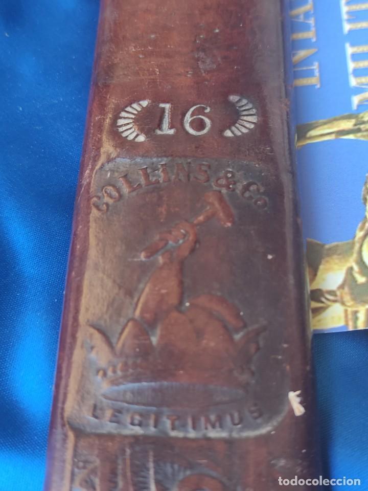 Militaria: Machete reglamentario Collins ejercito español de Cuba - Foto 4 - 268141279