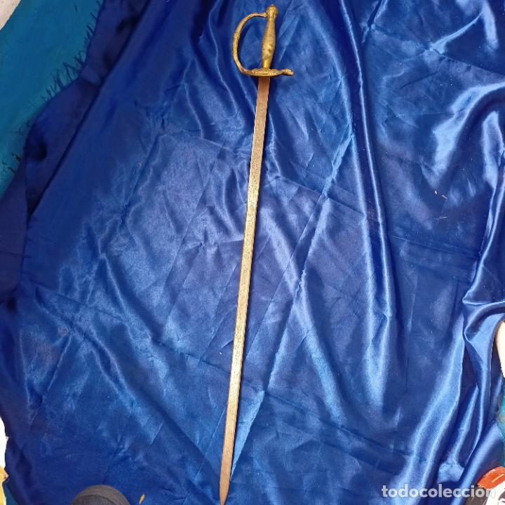 Militaria: Espada de ceñir. Oficial de Infantería. Modelo 1867 - Foto 5 - 279512608