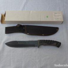 Militaria: * CUCHILLO DE COMBATE TACTICO REBELION II DE ALBAINOX. ORIGINAL. ZX. Lote 280463678