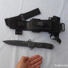 Militaria: * CUCHILLO DE COMBATE TACTICO NIETO WARFARE 1. ORIGINAL. ZX. Lote 283467173