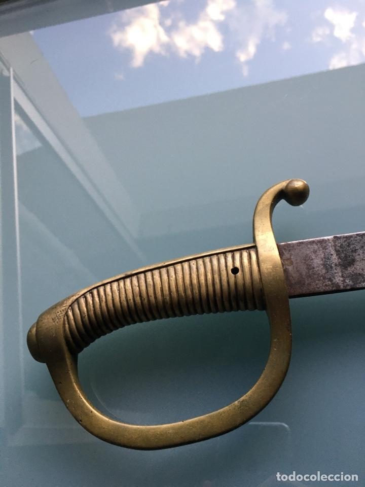 Militaria: Sable Briquet fabrica de Toledo 1868 - Foto 8 - 286347778