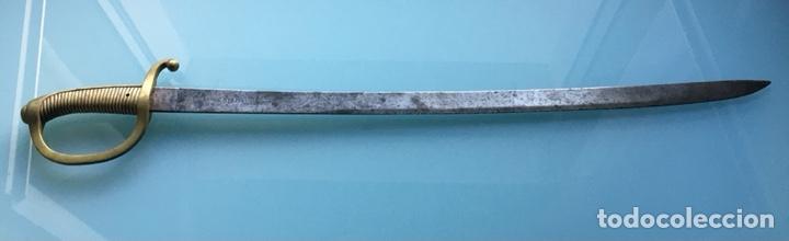SABLE BRIQUET FABRICA DE TOLEDO 1868 (Militar - Armas Blancas Originales Fabricadas entre 1851 y 1945)