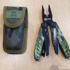 Militaria: MULTIUSOS K 25 CON FUNDA CAMO. Lote 289514613
