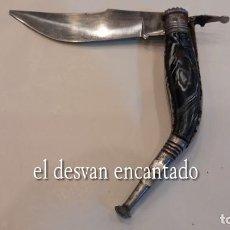 Militaria: ANTIGUA NAVAJA DE ALBACETE. VER FOTOS. Lote 290240813