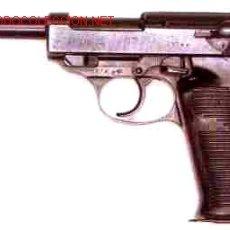 Militaria: REPLICA DECORATIVA DE LA PISTOLA WALTHER P-38!!OFERTA!!. Lote 118770344