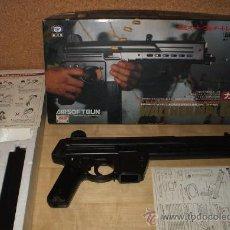 Militaria: WALTHER MPL A GAS EN SU CAJA .. Lote 36547497