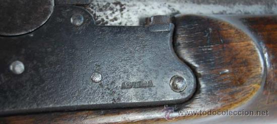 Militaria: Carabina M1857 de la Marina de Guerra Española - Foto 13 - 27141822