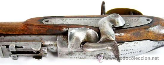 Militaria: Fusil Militar de Marina Inglesa Sistema Westley Richards & Co y Whitworth de 1867 - Foto 9 - 20292543