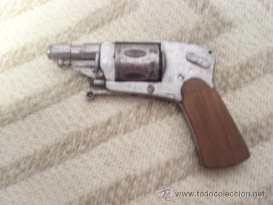 REVOLVER VELODOG (Militar - Armas de Fuego Inutilizadas)