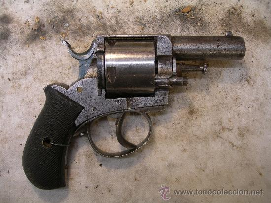 d81622be5ab Revolver british bulldog - Sold through Direct Sale - 19155204