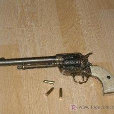 Militaria: 1873 COLT CAVALRY PEACEMAKER 45 REVOLVER REPLICA DENIX. Lote 27331659