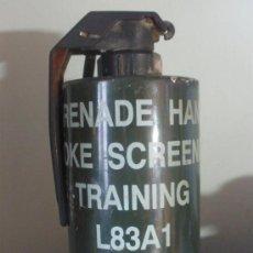 Militaria: GRANADA DE ENTRENAMIENTO CORTINA DE HUMO. Lote 19850408