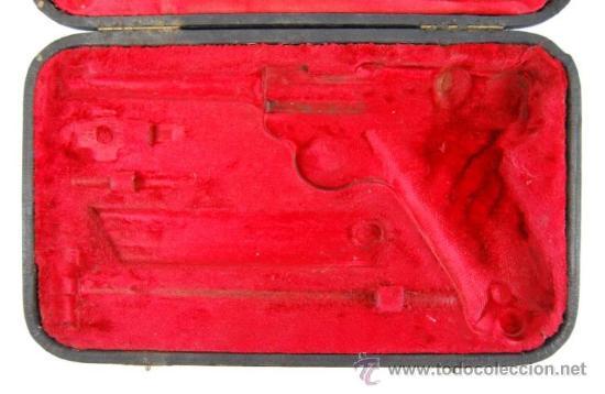 Militaria: Pistola Luger DWM M1900 Comercial en Estuche de Presentación con Accesorios - Foto 8 - 152653898