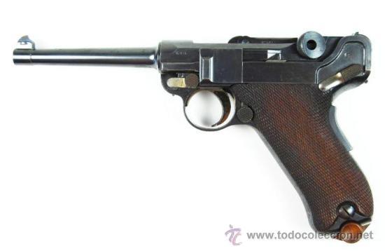 Militaria: Pistola Luger DWM M1900 Comercial en Estuche de Presentación con Accesorios - Foto 10 - 152653898