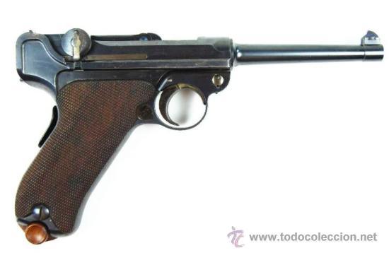 Militaria: Pistola Luger DWM M1900 Comercial en Estuche de Presentación con Accesorios - Foto 11 - 152653898