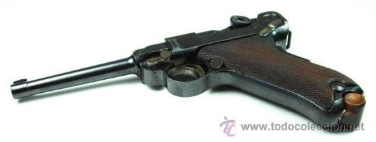 Militaria: Pistola Luger DWM M1900 Comercial en Estuche de Presentación con Accesorios - Foto 12 - 152653898