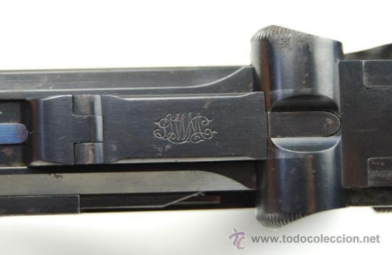 Militaria: Pistola Luger DWM M1900 Comercial en Estuche de Presentación con Accesorios - Foto 15 - 152653898