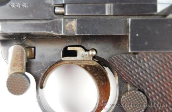 Militaria: Pistola Luger DWM M1900 Comercial en Estuche de Presentación con Accesorios - Foto 23 - 152653898