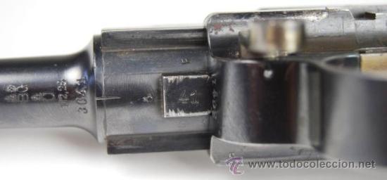Militaria: Pistola Luger DWM M1900 Comercial en Estuche de Presentación con Accesorios - Foto 24 - 152653898