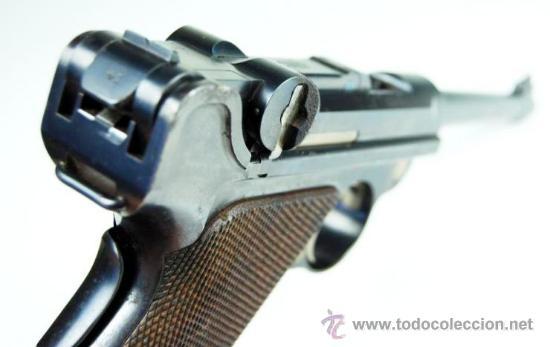 Militaria: Pistola Luger DWM M1900 Comercial en Estuche de Presentación con Accesorios - Foto 25 - 152653898