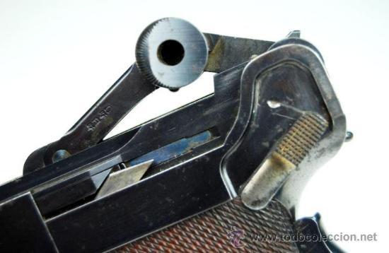 Militaria: Pistola Luger DWM M1900 Comercial en Estuche de Presentación con Accesorios - Foto 26 - 152653898