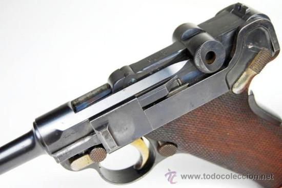 Militaria: Pistola Luger DWM M1900 Comercial en Estuche de Presentación con Accesorios - Foto 28 - 152653898