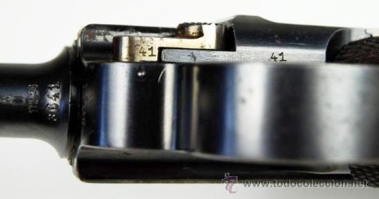 Militaria: Pistola Luger DWM M1900 Comercial en Estuche de Presentación con Accesorios - Foto 32 - 152653898
