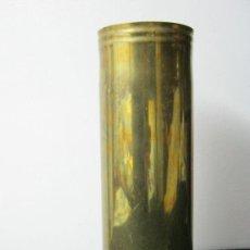 Militaria: ANTIGUA VAINA OBUS INERTE 1917. Lote 29769624