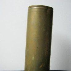 Militaria: ANTIGUA VAINA OBUS INERTE PATRONENFABRIK KARLSRUHE 1912. Lote 29769656