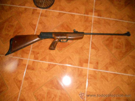 ESCOPETA DE PERDIGON (Militar - Armas de Fuego Inutilizadas)