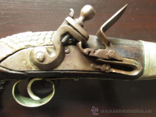 Militaria: Pistola antigua - Foto 3 - 99131347
