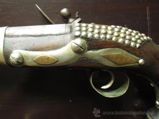 Militaria: Pistola antigua - Foto 4 - 99131347