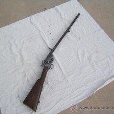 Militaria: REVOLVER LEFAUCHEUX - FUSIL. Lote 32896831