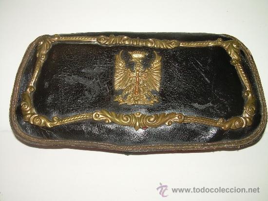 ANTIGUA CARTUCHERA DE GALA.....MARINA ?. (Militar - Cartuchería y Munición)