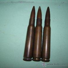Militaria: PROYECTILES ANTIAEREOS. Lote 34732600