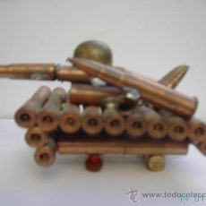 Militaria: TANQUE (INERTE). Lote 35263185