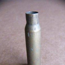 Militaria: BALA VAINA CARTUCHO O CASQUILLO VACIO DE CETME ( INERTE ). Lote 35889828