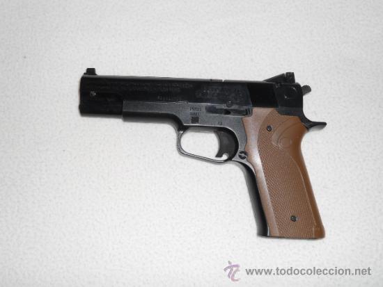 Pistola aire comprimido co2 semi-automatic air - Sold