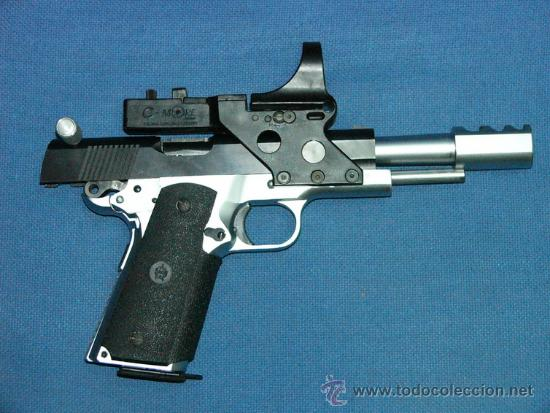 Militaria: Pistola norinco np28 IPSC de Carmelo Castillo - Foto 3 - 37557696
