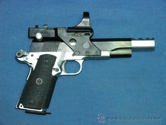Militaria: Pistola norinco np28 IPSC de Carmelo Castillo - Foto 4 - 37557696