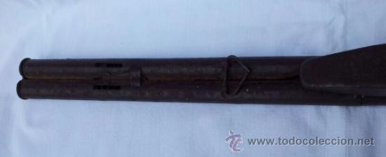 Militaria: Escopeta de juguete antigua marca JEFE años 50 aproxi. - Foto 9 - 39161522