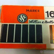Militaria: CAJA VACIA CARTUCHOS SELLIER & BELLOT CALIBRE 16. CZECHOSLOVAKIA. Lote 40019649