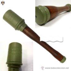 Militaria: GRANADA ALEMANA M24 STIELHANDGRANATE AÑO 1915. 35 CMS. Lote 43116362
